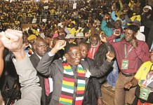 ZANU PF SET FOR A THUNDEROUS VICTORY : ED