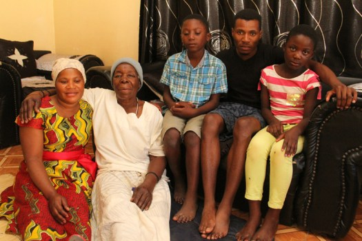 YOUNG IGWE EVICTS SIBLINGS