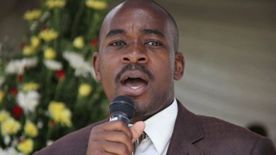 """Photo of """"WE REFUSE TO ACCEPT BEING CHEATED"""", SAYS CHAMISA"""