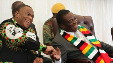 Photo of LATEST: QUEEN BEE SPOILS PRESIDENT MNANGAGWA AND VICE-PRESIDENT CONSTANTINO CHIWENGA