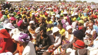 Photo of Zanu-PF is a giant on show