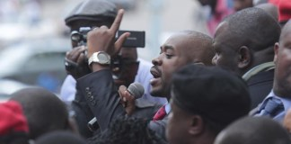 ED, CHAMISA SET TO CLASH IN MASVINGO