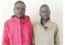 LATEST ON ROBBERS WHO GANG RAPED TEACHER