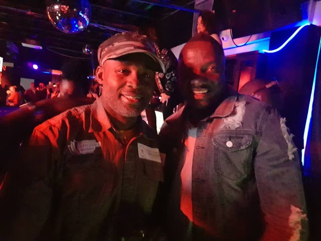 """""""live a little"""", MLISWA PARTIES WITH GINIMBI"""