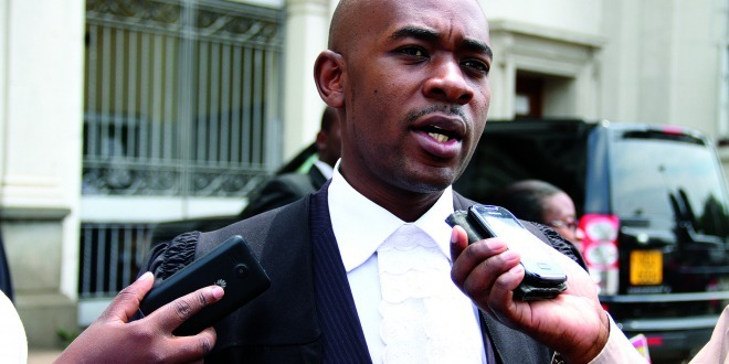 Chamisa takes diplomatic offensive to SA, Angola