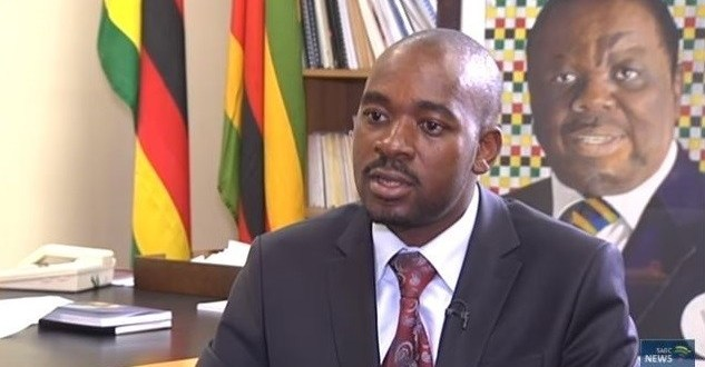 Chamisa warns Mnangagwa