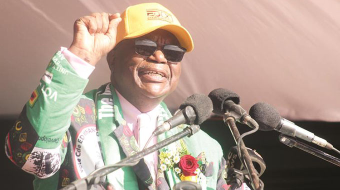 ED ANOINTED BY THE HEAVENS : CHIWENGA