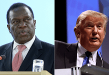 "Mnangagwa Rubbishes Trump Sanctions ""America Isn't The Only Country In The World"""