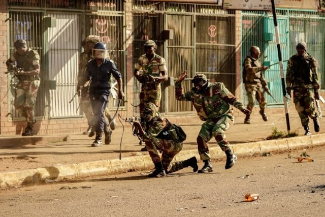 If Army, Police Are Not Behind Torture, Abductions - Zim Now Dangerous