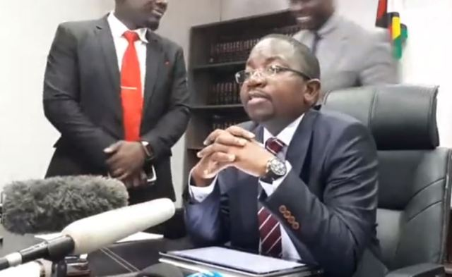 Chamisa's Lawyers Confident Of Court Victory
