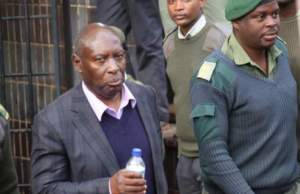 Undenge Finally Appears In Court Over Wicknell Bribes