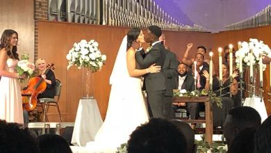 Photo of BRIAN NHIRA WEDS