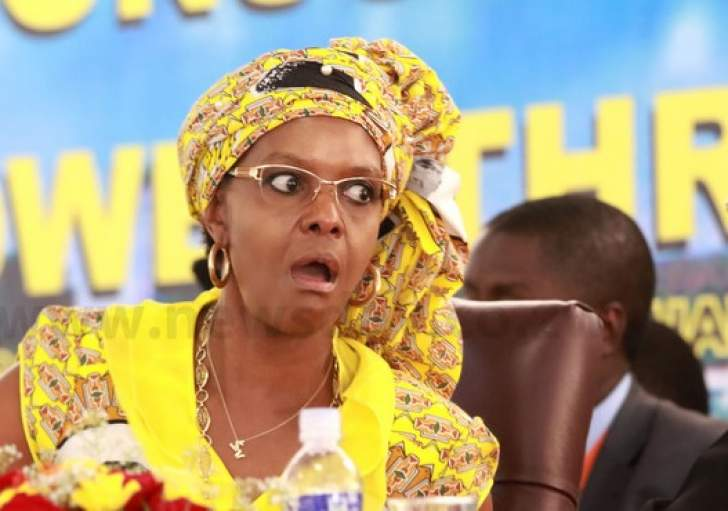 """Government Takes Over Mazowe Dam Previously """"Grabbed"""" By Dr Grace Mugabe"""