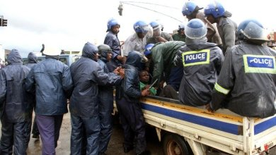 Photo of MINISTER MADIRO SUPPORTS POLICE BRUTALITY ON VENDORS, NOT APOLOGISING TO INJURED VICTIMS