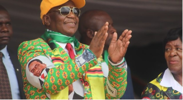I Don't Want To Be President Chiwenga