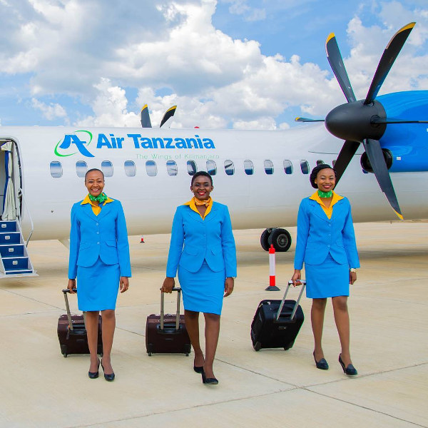 Tanzanian Airways Lands In Harare While Other Airways Quit
