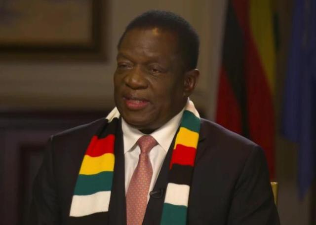 President Mnangagwa under fire over private jets