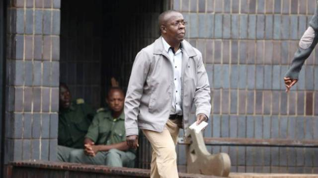 Court removes RBZ director from remand