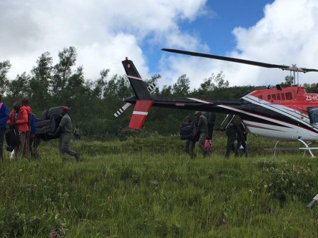 Controversy over couches flown to Chimanimani for ED