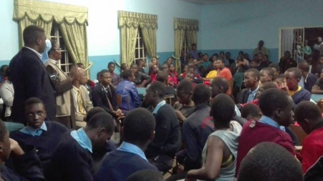 Triumph Over Tragedy, St Charles Lwanga Pupils Now In Mutare