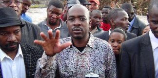 ED LAYS INTO CHAMISA