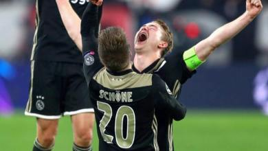 Photo of Ajax puts a comeback and knocks Juve out of Champions League