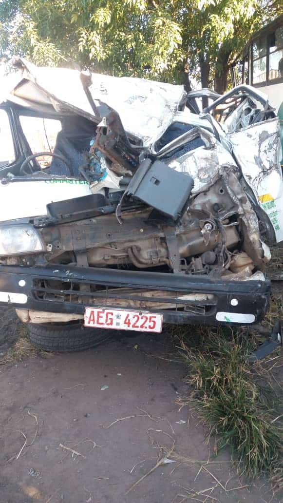 One left dead in Harare accident