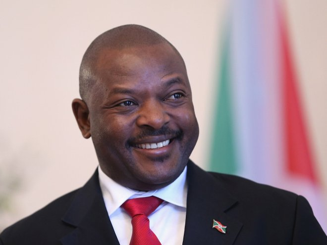 Burundi President Awards Own Daughters Among Outstanding Workers In The Country