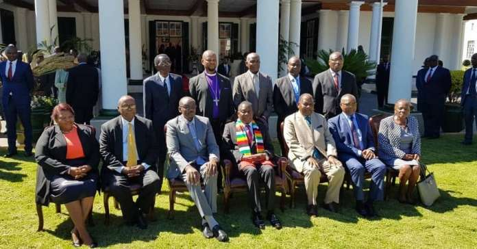 Ed and new commissioners