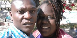 Linda Masarira and Gilbert-Kaingidza