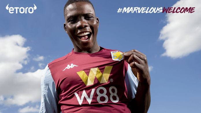 Aston Villa confirm Nakamba signing, Watch Nakamba's first Interview