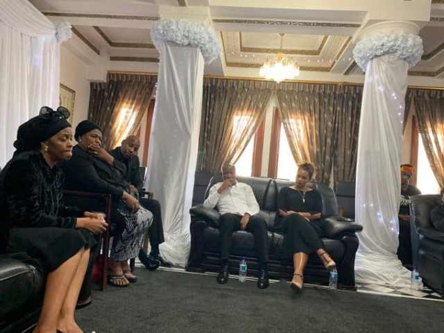 Malema's Party Boasts Of Making Zim Govt Respect Mugabe's Burial Wishes