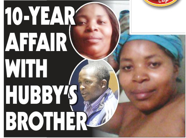 WOMAN CHEATS WITH HUBBY'S BROTHER