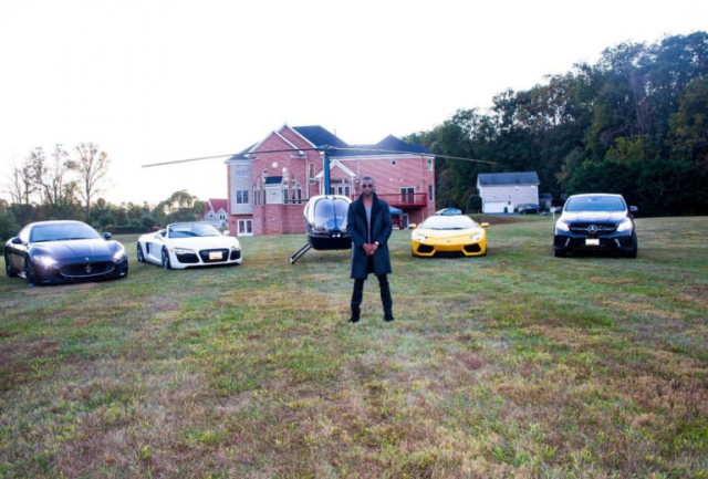 'Twabam' prophet Passion Java shows off cars, wife & house