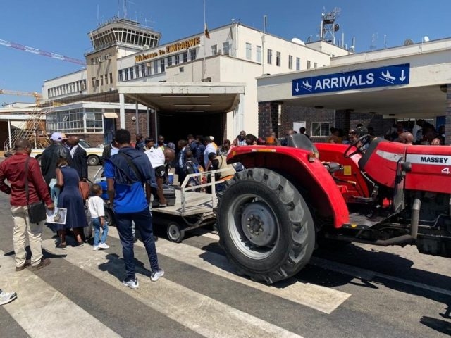 Chaos At RGM International Airport Due To Lack Of Electricity