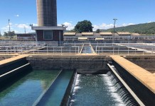 Engineers recycle Chivero water thrice daily