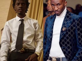 Enzo Ishall & Prophet Passion's Matching Belts Spark Initiation Rumors