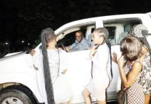 Prophet shoots music video with prostitutes