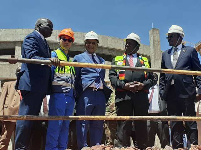 New Parliament building to be complete by March 2020