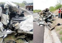 5 Zimbabweans perish in SA crash...More Details, Victims Named