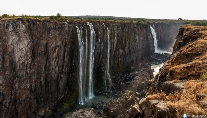 Is The Mighty Victoria Falls Really Drying Up?