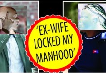 LOCKED! Woman wants out of the marriage as hubby can only get it up for girlfriend