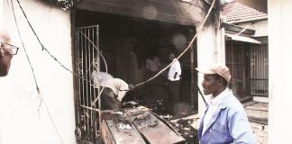 Another Inferno In Harare, Indian Embassy Almost Burnt Down