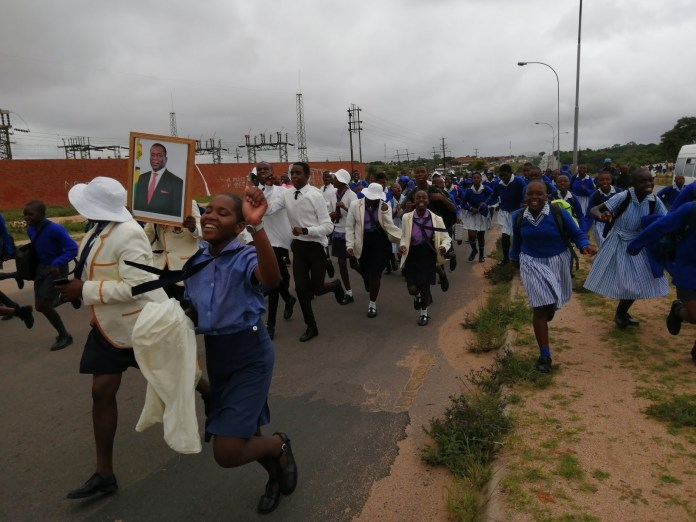 Pupils Protests