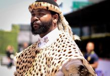 Sjava's bizarre backstage rituals shock Byo fans as he 'disappears'