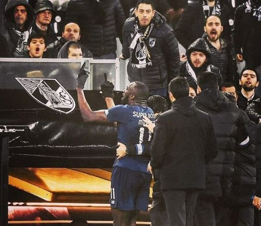 Angry Moussa Marega walks off in Portugal after racist abuse