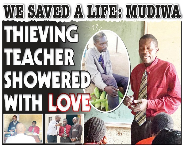 We saved a life: Mudiwa