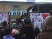 We need drastic action from the community – Tazne van Wyk's family
