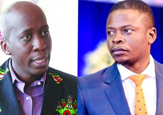 Mukupe produces V11 that Prophet Bushiri impregnated his wife