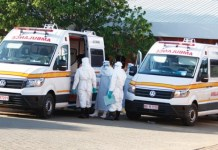 Coronavirus test results yet to return from South Africa